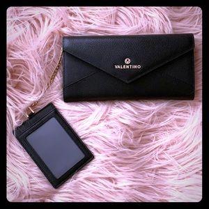 Authentic Valentino Fern Wallet